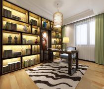 最新80平米的房子书房布置如何装修