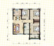 超好房屋设计图三室一厅中小户型设计