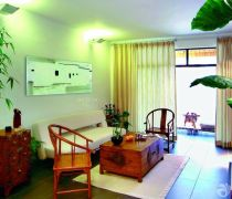 新中式风格家居可以装修样板间