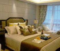 最新80平米家装卧室装修谁效果图片