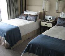 小型酒店标准间装修图片