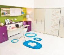 80个平方的房子儿童房间装修效果图片大全