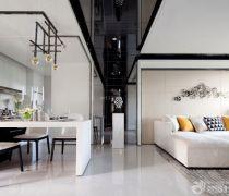 125平房子好看的客厅沙发装修图片