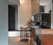 70多平米小户型厨房装修设计图