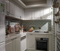 好看的房子厨房装修设计图片