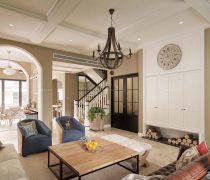 123平方米普通房子室内的装修