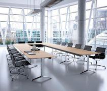 简约公司会议室防滑漆装修图片