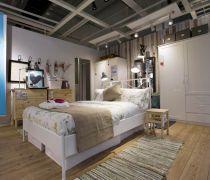 家具商场1.8的床装修效果图