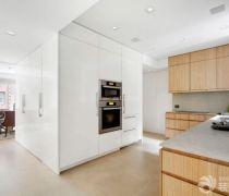 开放式厨房吊柜图片