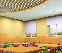 上海幼儿园装修 教室设计