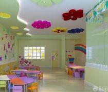 上海幼儿园装修 天花板