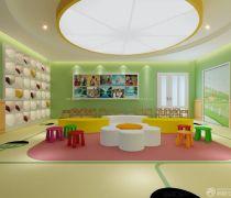 上海幼儿园教室装修案例
