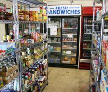 装修小超市产品展示柜