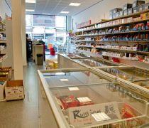 经典40-50平米超市产品展示柜装修效果图