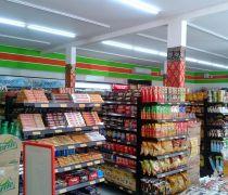 40-50平米超市简单吊顶装修效果图