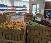 简单40-50平米小超市装修效果图