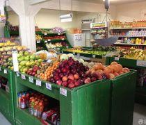 40-50平米水果超市装修效果图