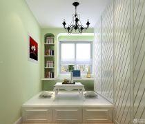 简约风格80平米房子装修设计图