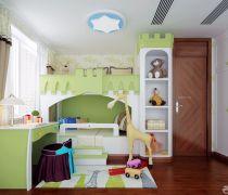 80平米房子儿童卧室装修设计图