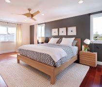 80平方米的房子板式家具装修效果图片