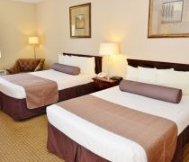 宾馆房间标准间设计装修