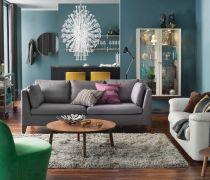 自建房客厅沙发设计图片