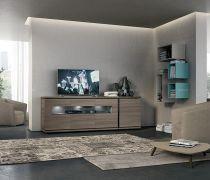 简单客厅电视墙装修效果图