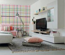 客厅电视背景墙简单图片