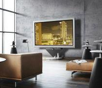 客厅简单电视背景墙装修图