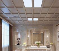 70平米豪华家装两室一厅一厨一卫装饰效果图