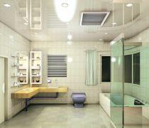 70平米简约家装两室一厅一厨一卫装饰图