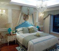 70-80平方小户型卧室装修图