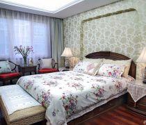 80-90平方小户型卧室家具装修效果图片
