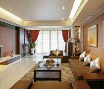 50-60平米小户型普通客厅装修效果图