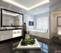 130平米的房子浴室装修图片